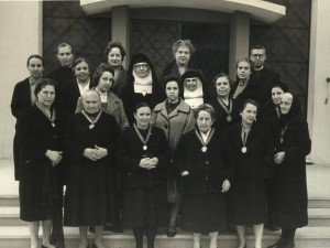 Adoradoras - Porto, anos50